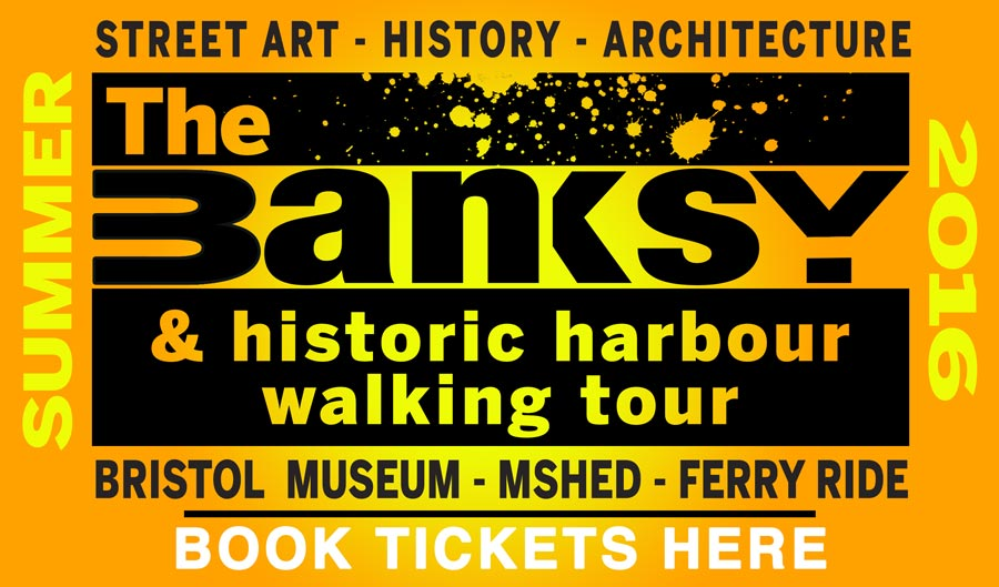 The Banksy and Historic Harbour Walking Tour