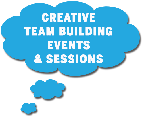 Creative Team Building Events and session