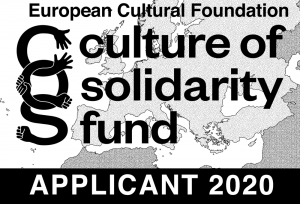 European Union Culture Of Solidarity Fund 2020