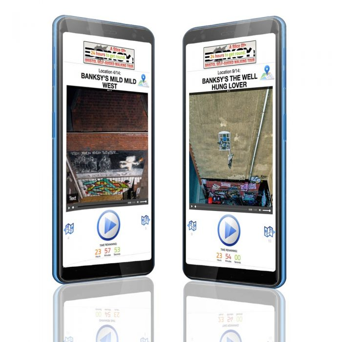 Guided Tour App