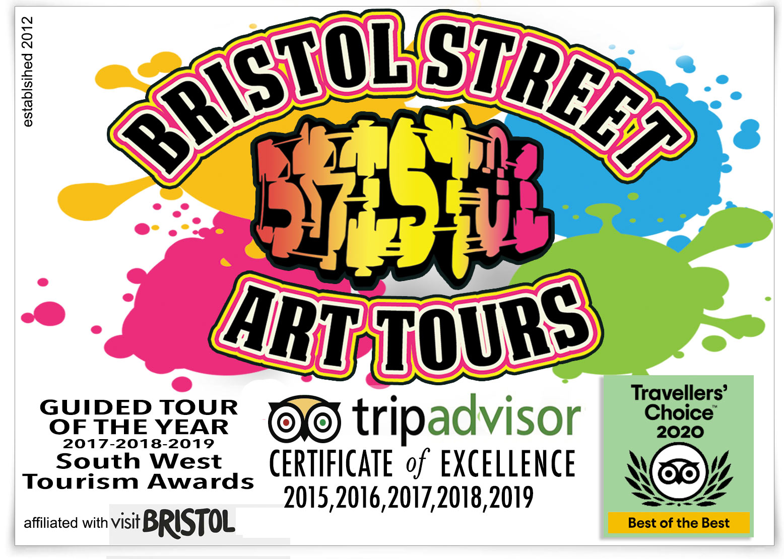 Bristol Street Art Tours